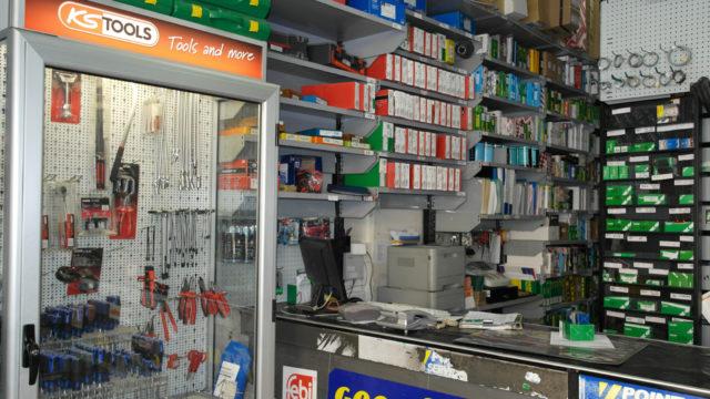 Autoricambi Balsamo Taranto - Punto vendita