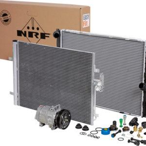 Condensatore A/C Lancia Y 1.3 Multijet